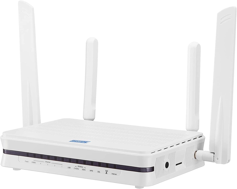 Billion 8206AZ 4G VDSL/ADSL office failover router