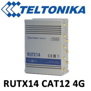 Teltonika RUTX14 4G LTE CAT12 Router