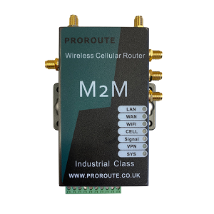 Proroute H685 5G M2M IoT Router for high speed connectivity