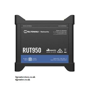 Teltonika RUT950 4G LTE M2M Router