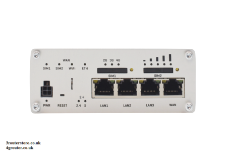 Teltonika RUTX11 4G CAT6 LTE Router for M2M IOT